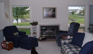 Living Room, 804 S Jeffery Dr