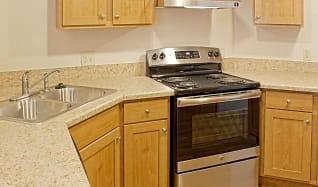 Kitchen, Fairmont Hills Apartments