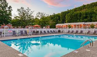 Pool, Cliffside
