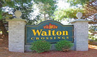Community Signage, Walton Crossings