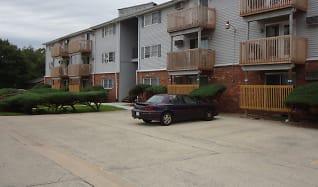 3036 La Salle Ave. 3-F, Northwest, Rockford, IL
