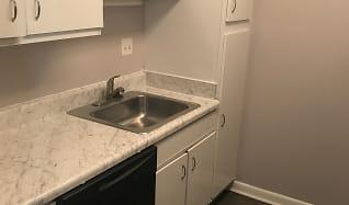 Kitchen, Riverbanks Retreat