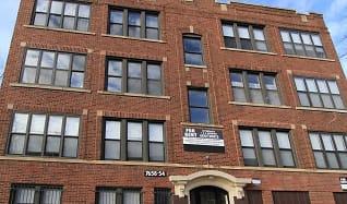 Building, 2666 E. 77th St.
