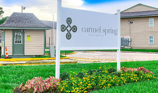 Community Signage, Carmel Spring