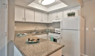 Kitchen, Oak Terrace Senior Apartments