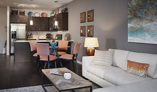 Living Room, Reserve at Glenview