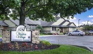 Building, Walden Village