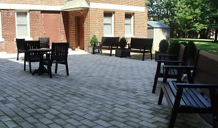 Patio / Deck, Mid Town Apartments