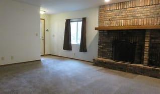 Living Room, 1328 Woodstock Ave