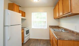 Kitchen, Autumn Ridge Apartments