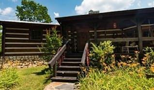 Lodge Front, 1414 Robert Miller Lane