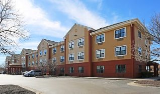 Building, Furnished Studio - Kansas City - South