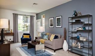 Living Room, Avalon Willow Glen