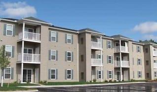 Building, Fairfield Village Senior Apartments