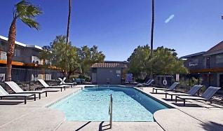 Pool, 1550 Apartments