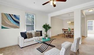 Living Room, Brandywine & Woodbridge