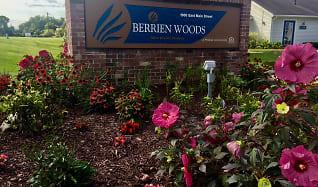 Community Signage, Berrien Woods