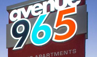 Avenue 965, Paradise, NV
