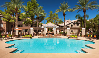 Pool, The Palisades at Paradise Valley Mall