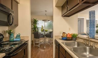 Kitchen, Windsong Place