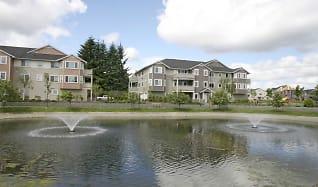 Lake, Trio Condominiums