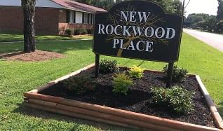Community Signage, New Rockwood Place Apartments