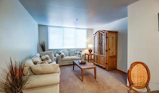 Living Room, Buckman Terrace