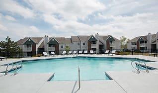 Pool, Ashford Overlook