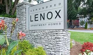Community Signage, 32 Hundred Lenox