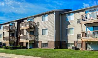 Building, Timberwood Crossing Apartments