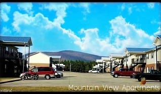 View, Mountain View Apartments