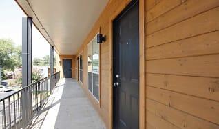 Patio / Deck, Social House