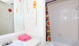 Bathroom, Sierra Terrace