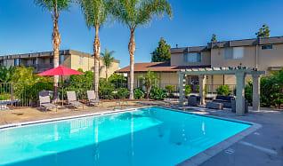 Pool, Seawind Apartments