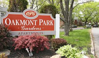Community Signage, Oakmont Park Apartments