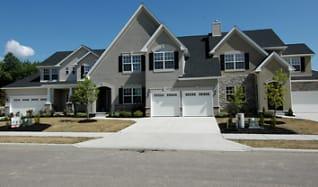 Building, Hampton Bluff Town Houses
