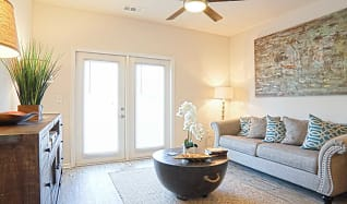 Living Room, Colonnade at Eastern Shore Apartment Homes