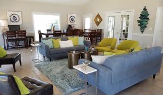 Living Room, Crossgates I & II
