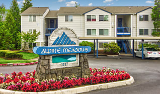 Community Signage, Alpine Meadows