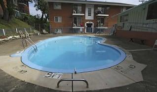Pool, West Terrace