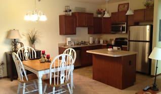 Kitchen, Silver Oak Condos
