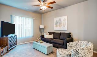 Living Room, Alice Patricia Apartments