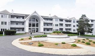 Building, Harbour East Apartments
