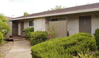 Building, Shasta Villa