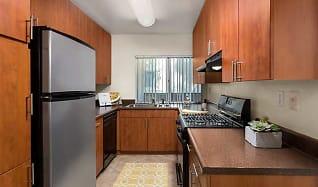 Kitchen, eaves San Dimas Canyon