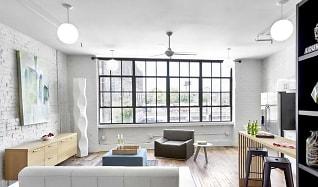 Living Room, The Daniel on Jackson