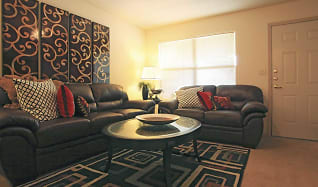 Living Room, The Greens at Owasso I/II
