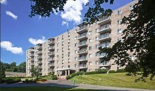 Building, Evalee Apartments