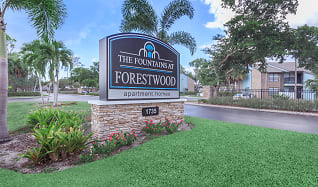 Community Signage, The Fountains at Forestwood