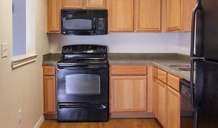 Kitchen, Cunningham Manor Apts
